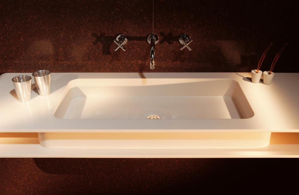 Как сделать ванну из камня